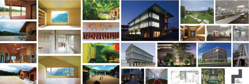 野口直樹建築設計事務所の実績